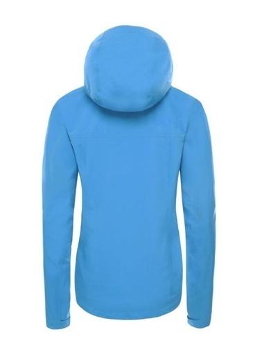 The North Face Kadın Ceket Dryzzle Futurelight Nf0A4Ahuw8G1 Mavi